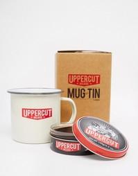 Подарочный набор с помадой для волос и кружкой Uppercut Deluxe