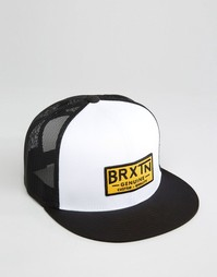 Сетчатая кепка Brixton - Белый