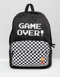 Рюкзак с надписью Game Over Vans Nintendo - Цветной