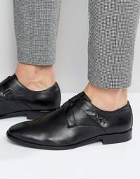 Кожаные монки с ремешком ALDO Melfort - Черный