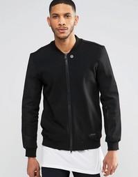 Куртка с флисовой отделкой Religion - Черный