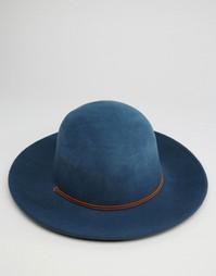 Шляпа Brixton Tiller - Синий