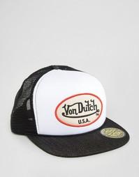 Бейсболка Von Dutch - Синий