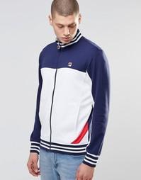 Спортивная куртка со вставками Fila Vintage