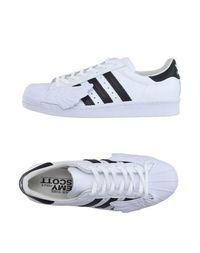 Низкие кеды и кроссовки Adidas Originals BY Jeremy Scott