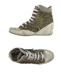 Высокие кеды и кроссовки Candice Cooper
