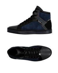 Высокие кеды и кроссовки Versace Jeans