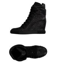 Высокие кеды и кроссовки Casadei