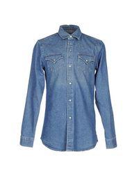 Джинсовая рубашка Dkny Jeans