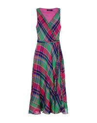 Длинное платье Polo Ralph Lauren