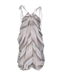 Короткое платье LE Jean DE MarithÉ + FranÇois Girbaud