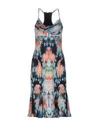 Платье длиной 3/4 Nicole Miller