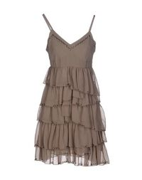 Короткое платье TOY G.