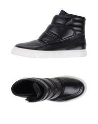 Высокие кеды и кроссовки MCQ Alexander Mcqueen