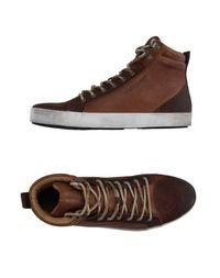 Высокие кеды и кроссовки Blackstone