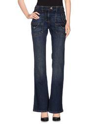 Джинсовые брюки Moschino Jeans