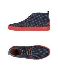 Высокие кеды и кроссовки Macchia J