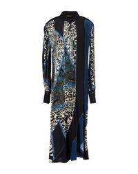 Платье длиной 3/4 Roberto Cavalli