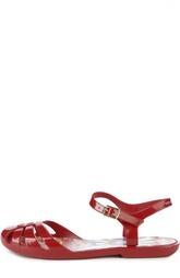 Сандалии с круглым мысом Dolce & Gabbana