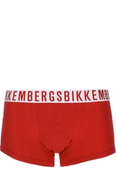 Комплект из двух разноцветных боксеров с контрастной резинкой Dirk Bikkembergs
