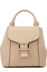 Кожаный рюкзак с клапаном Burberry