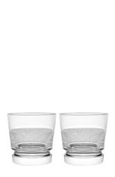 Набор из 2-х стаканов для виски Jardin D'Eden Christofle
