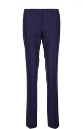 Прямые брюки со стрелками HUGO BOSS Black Label