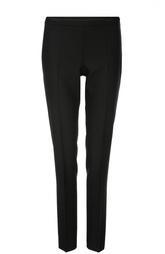 Прямые брюки со стрелками с декоративной отделкой HUGO BOSS Black Label