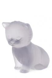 Скульптура Sitting Kitten Daum