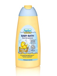 Пена для ванны Babyline