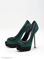 Зеленые Туфли Vitacci