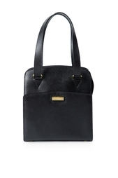 Кожаная сумка (90-е) Celine Vintage