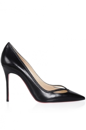 Кожаные туфли Princess 100 Christian Louboutin