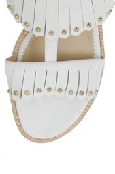 Кожаные сандалии Aperlai