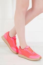 Кроссовки из искусственной кожи Stella Mc Cartney