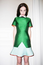 Платье из искусственного шелка Ostwald Helgason