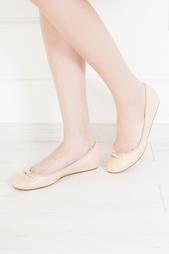 Кожаные балетки Bion Diane von Furstenberg