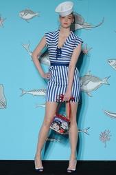 Шерстяное платье Olympia Le Tan