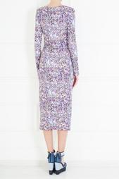 Платье из вискозы House of Holland