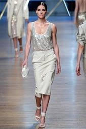 Шерстяная юбка Jason Wu