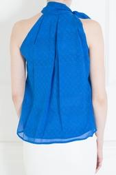 Шелковая блузка Baylie Diane von Furstenberg