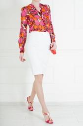 Шелковая блузка Gilmore Diane von Furstenberg
