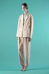 Шелковые брюки Vika Gazinskaya