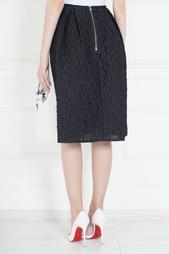 Хлопковая юбка Erdem