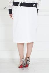 Хлопковая юбка Stella Mc Cartney