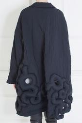 Пальто из полиэстера Comme des Garcons