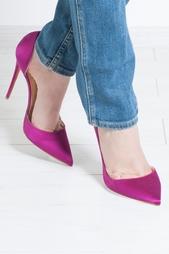 Сатиновые туфли Iriza 120 Christian Louboutin