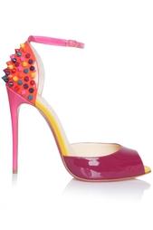 Кожаные туфли Pina Spike 120 Christian Louboutin