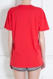 Хлопковая футболка Bucci Brian Lichtenberg