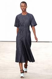 Джинсовое платье Derek Lam